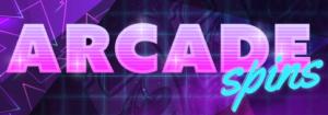 arcade spins logo