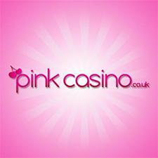 pink casino logo