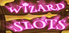 wizard slots logo
