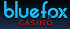 blue fox casino logo